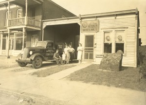 G.A. Bove Fuels storefront - family owned & operated for over 80 years