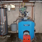 Installation of a Buderus Boiler and Indirect Water Heater in Mechanicville, NY