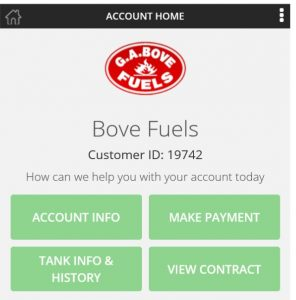Bove Fuels Customer Care Center